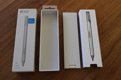 新Surface Pen同梱物