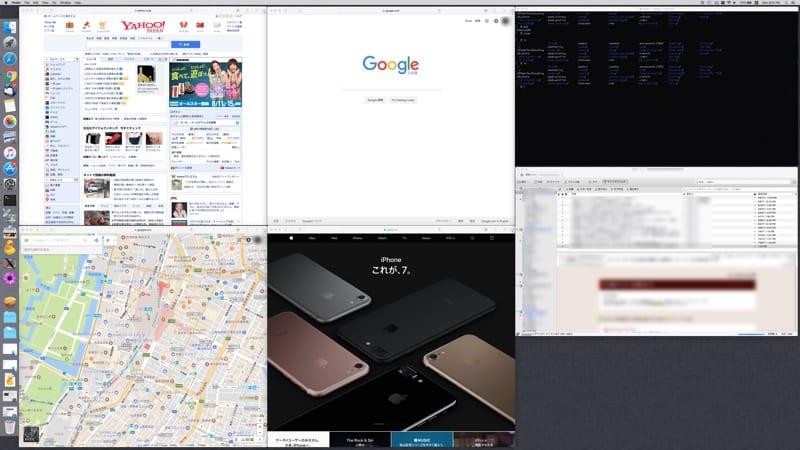 4K解像度デスクトップ