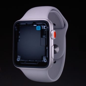 AppleWatch3チップ