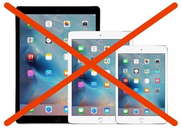 iPadは非サポート