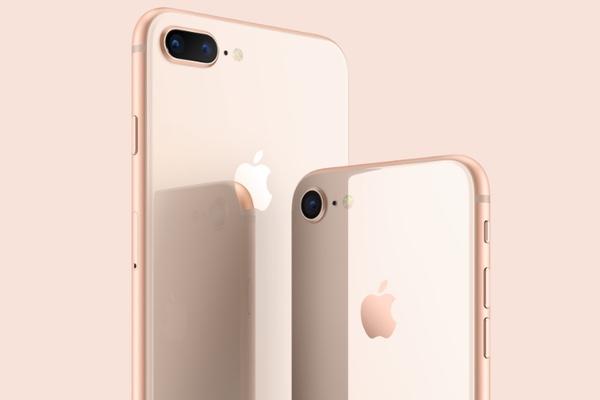 iPhone8表面素材