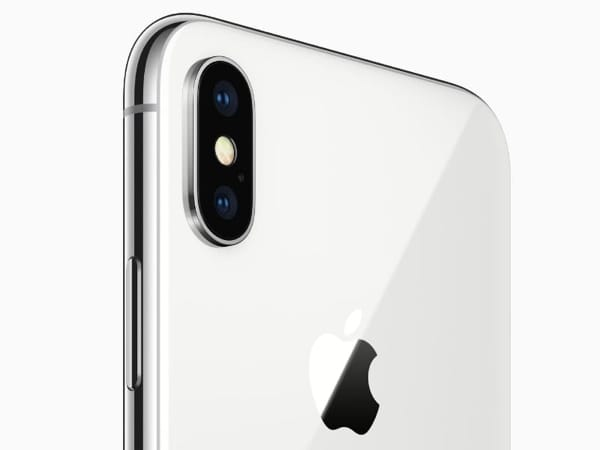 iPhoneXカメラ