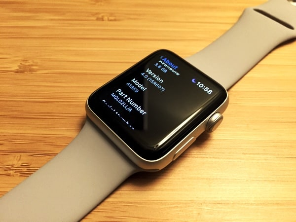 AppleWatchSetting