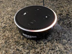 AmazonEchoDotPreparing