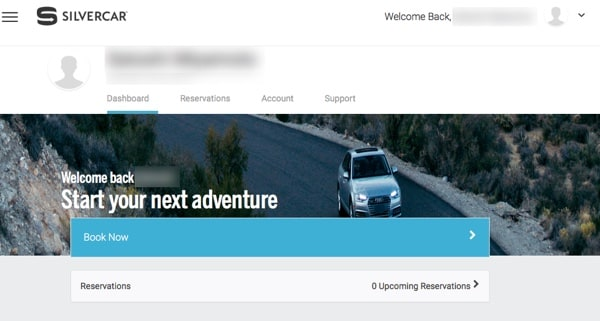 SilverCarBooking1